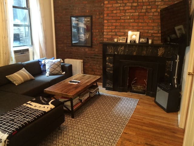 Private room in quiet soho apt - New York - Appartement