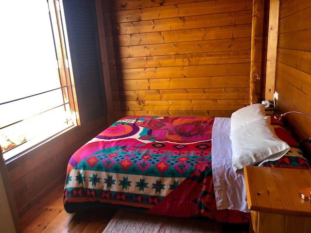 Habitación doble cama 1,35