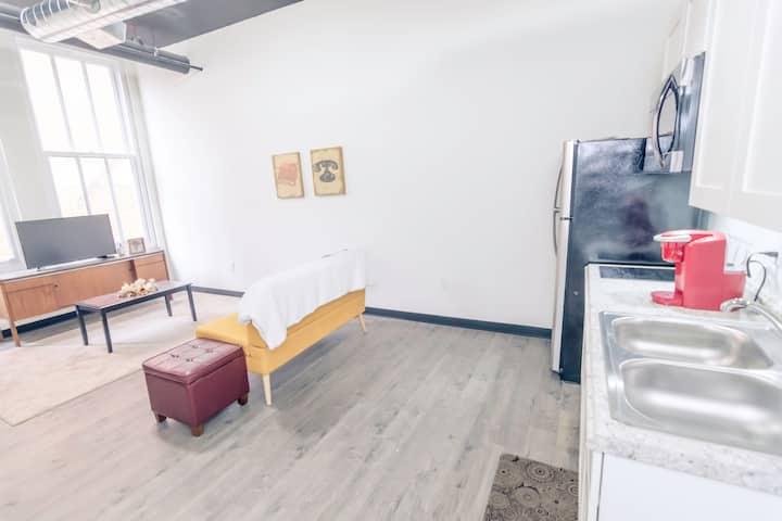 The Vault - Brand new luxury lofts -  411G