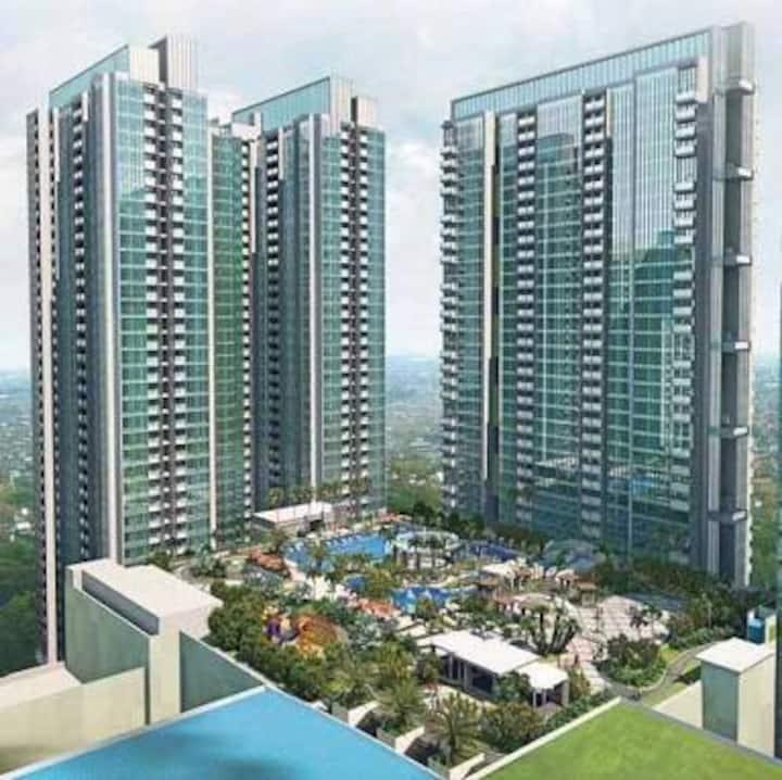 Luxurious Apartment@Kota Kasablanka, South Jakarta