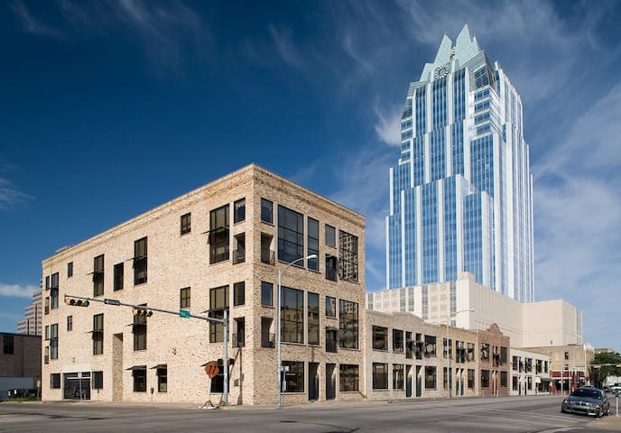 Your Personal Condo in Downtown Austin