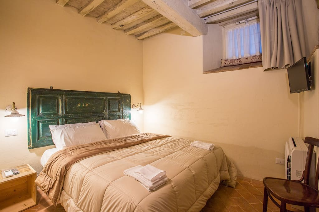 our comfortable bedroom-Casa Zeni Cortona