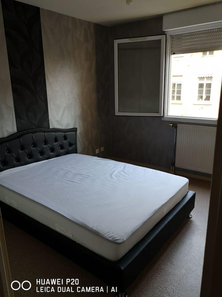 Chambre hôtes centre ville de Lyon