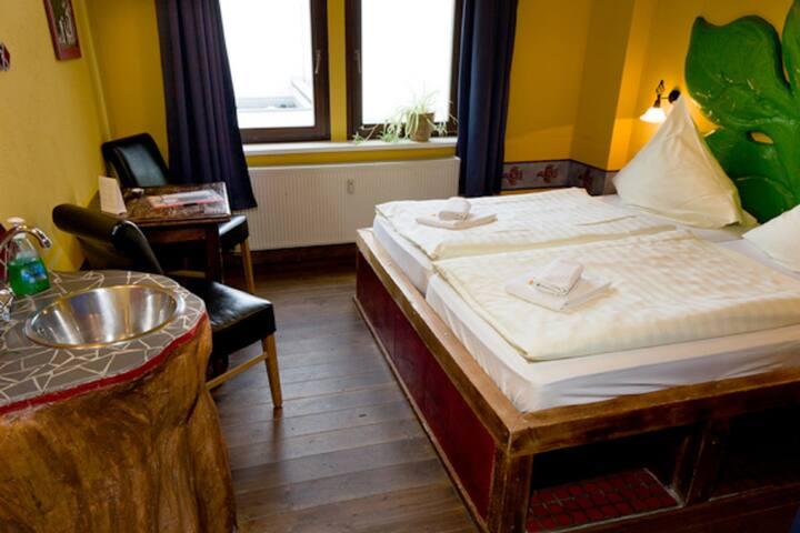 Gästehaus Mezcalero, Doppelzimmer m. Etgdusche/WC
