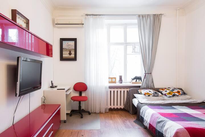 """Апартаменты """"Nabokov"""""""
