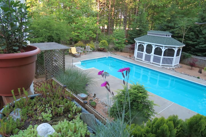 Fully Appointed Guest Suite Minutes From Cville
