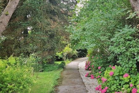 garden.villa Mehrn // creARTive place - Mehrn
