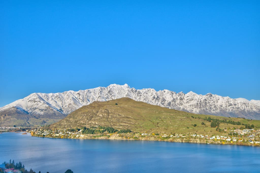 The Remarkables View