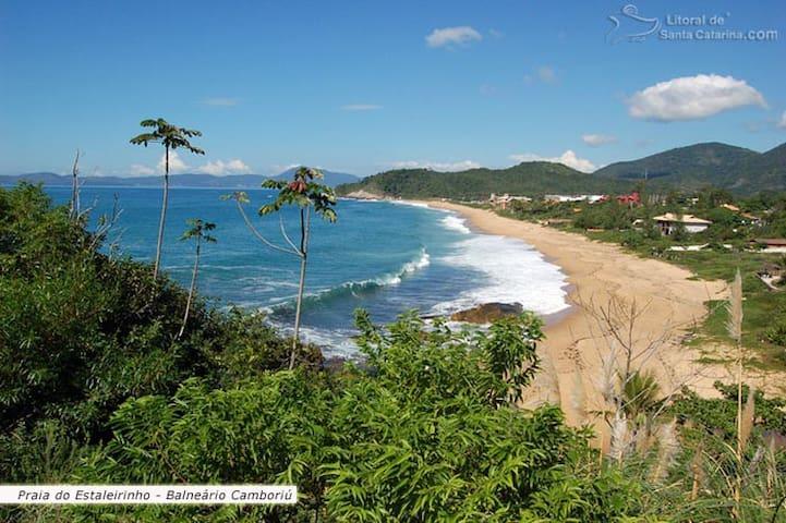 Paraíso do Estaleirinho - Balneário Camboriú