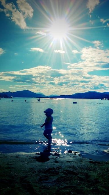 Wörthersee - beautiful as a dream!
