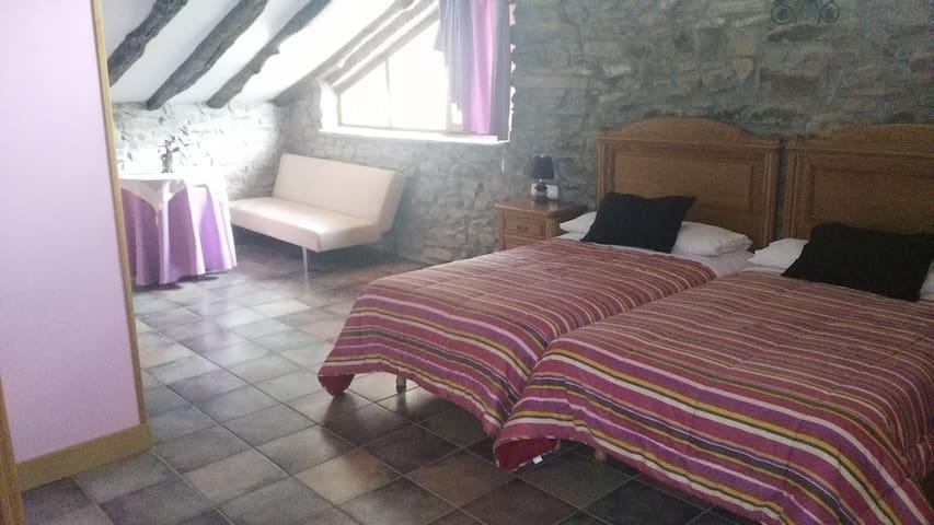 Argiñenea Casa Rural - Berastegi - บ้าน