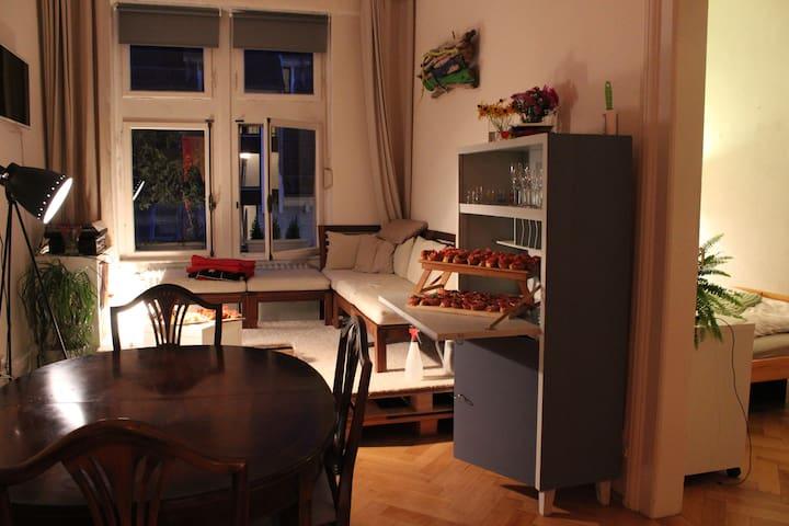 Zimmer mitten in der Altstadt - Freiburg im Breisgau - Haus