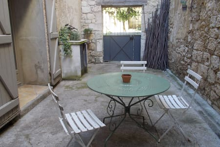Gîte au coeur de la bastide de Saint-Clar - Saint-Clar - Wohnung