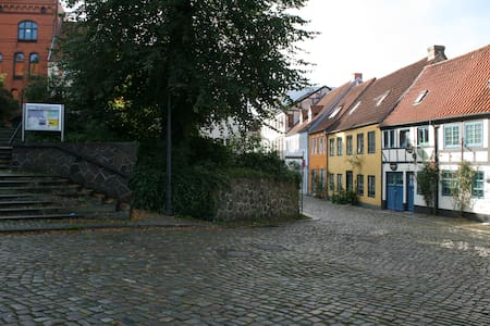 Ferienwohnung Stadtgrün - Wohnung