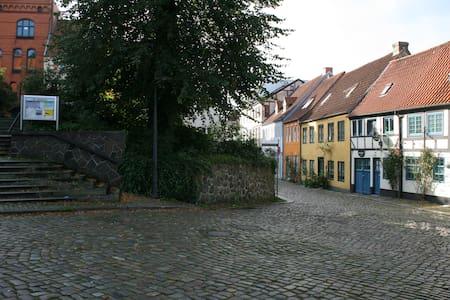 Ferienwohnung Stadtgrün - Lejlighed