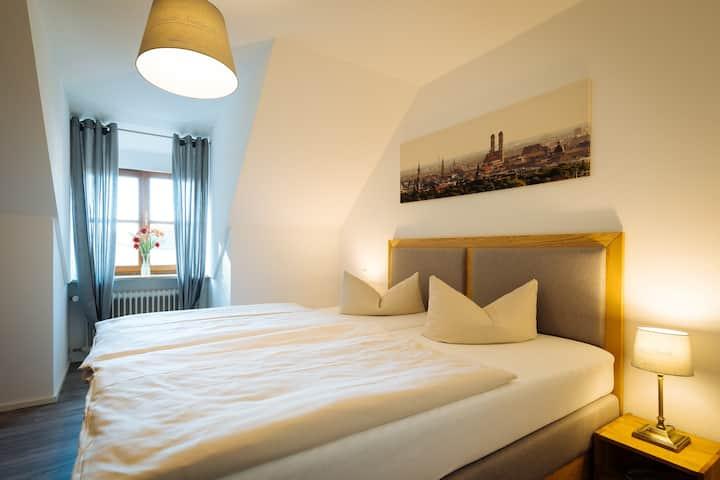 """Modernes Zimmer für 3 """"Landhaus-Stil"""""""