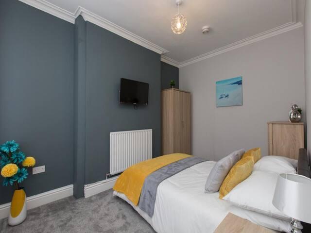 Town House @ Wistaston Road - Double Room 4