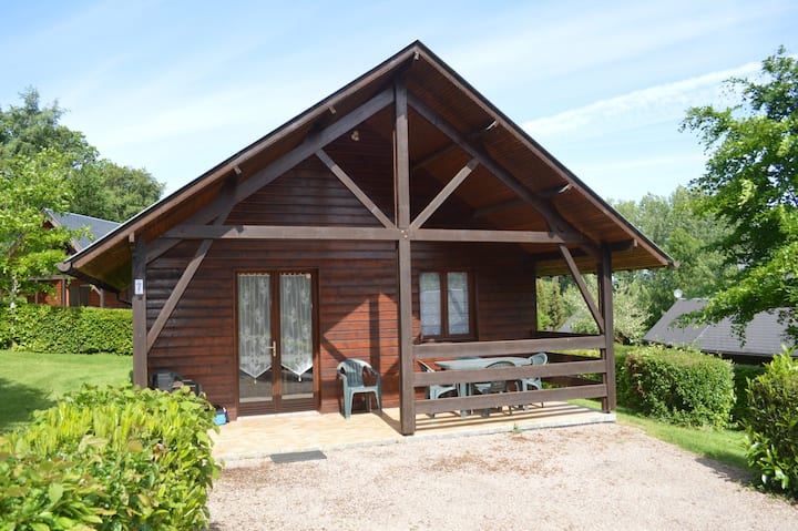 Location chalets-gîtes 6pers en Normandie Jacobin