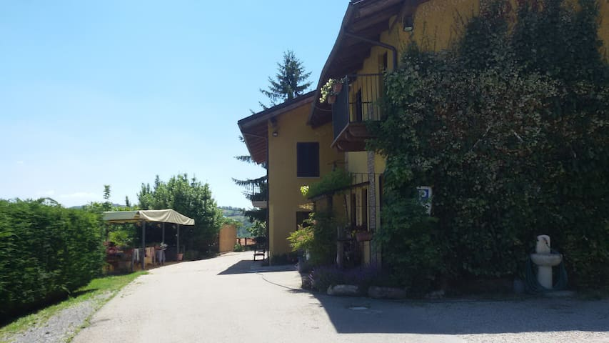 Abbandonarsi tra le splendide langhe - Roddino - Bed & Breakfast