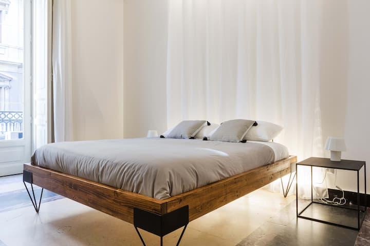 Comfy designer's Home 4Elementi -aria-