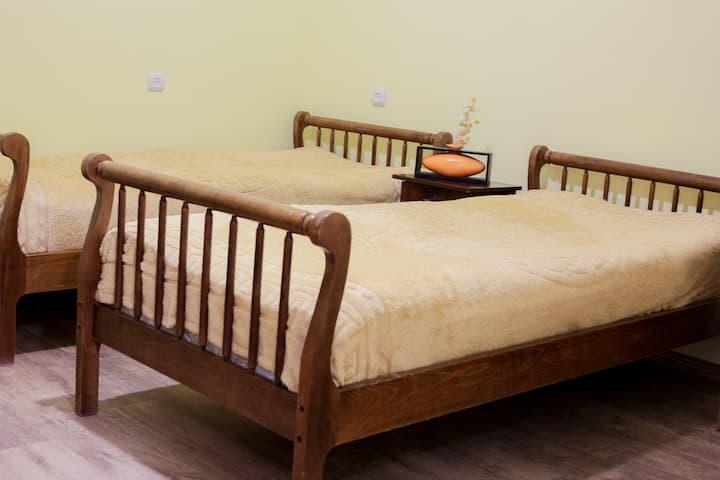 Twin Room in AshtarakGarden Guesthouse