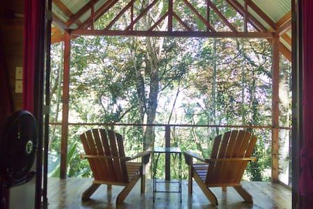 Surf Break @ Paunch Tree Cabin - Bocas del Toro - Szoba reggelivel