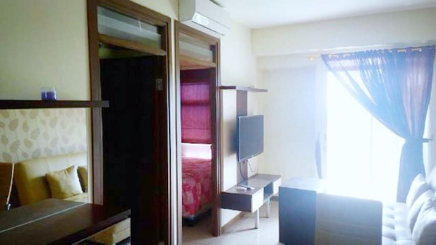 2bedroom Bogor Valley Apartment - Bogor - Appartement