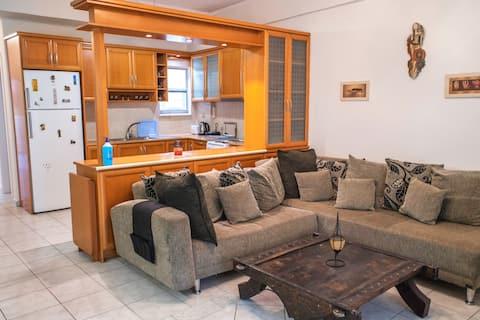 Cozy three-bedroom detached house