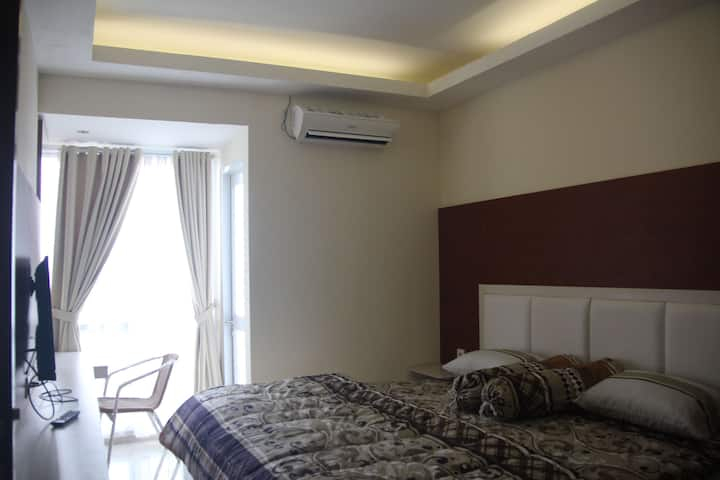 Cozy 2Bedroom Apt @Taman Melati Margonda (Near UI)