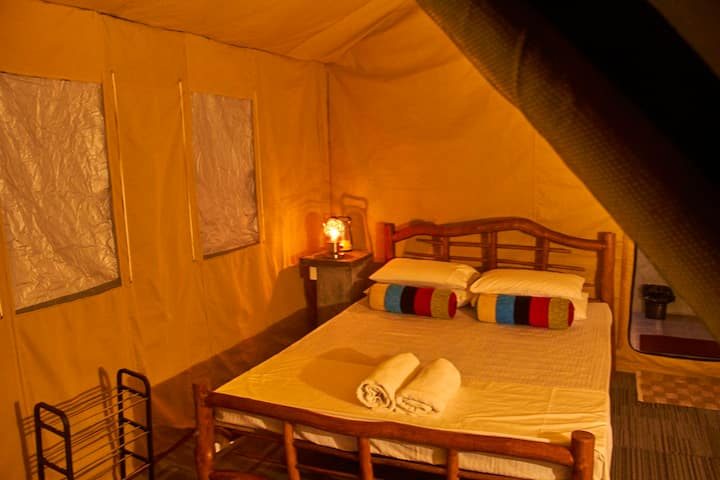 Private Tents + Breathtaking View -Sobaway Resorts
