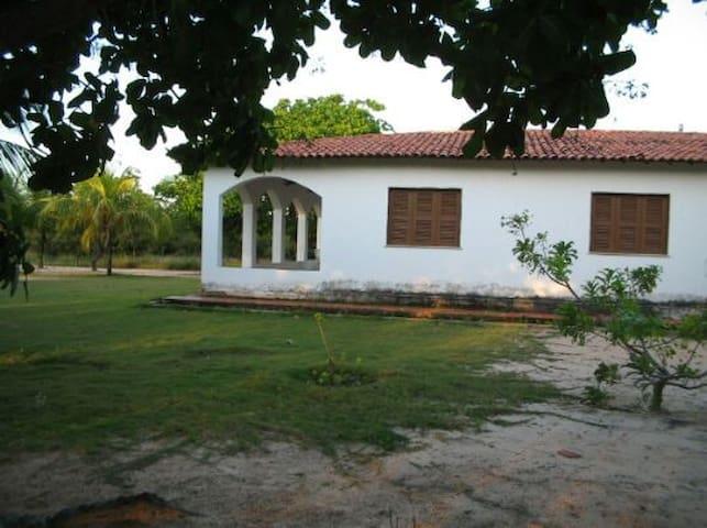 Casa/Sítio de Praia, Aconchegante! - Beberibe - Ev