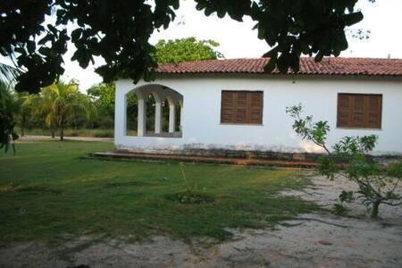 Casa/Sítio de Praia, Aconchegante! - Beberibe - Maison