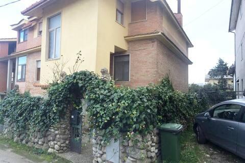 Gemütliche Gartenvilla-Wohnung