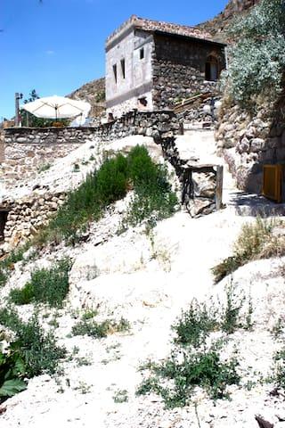 Uvercinka Cave Museum House - Akköy Köyü - Rumah