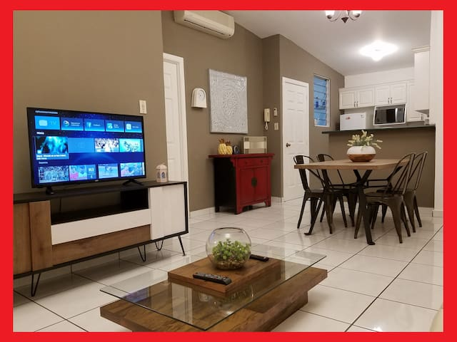 Apartamento Full Equipado Maquilishuat /San Benito