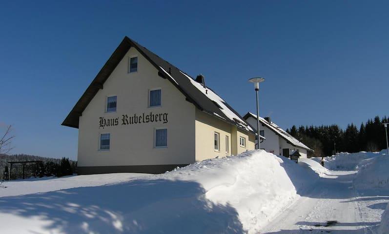 Ferienwohnung im Vessertal, Rennsteig, Thüringer Wald, für 2 bis 6 Personen