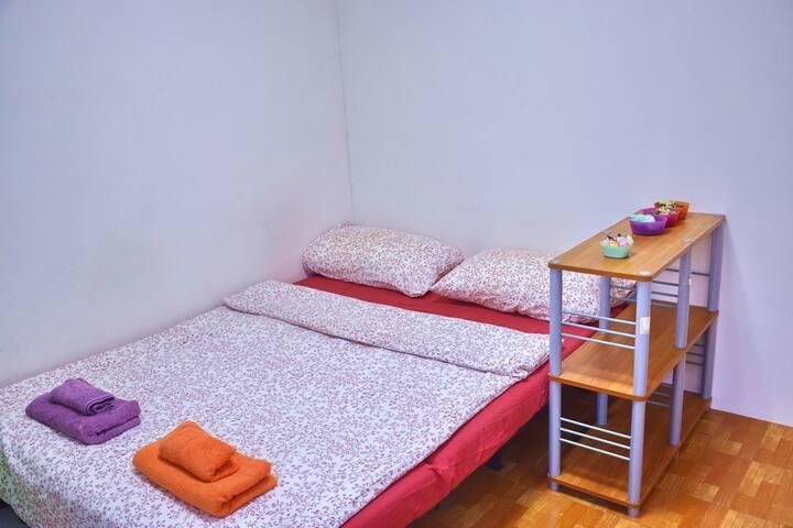 Private bedroom Qizhang metro