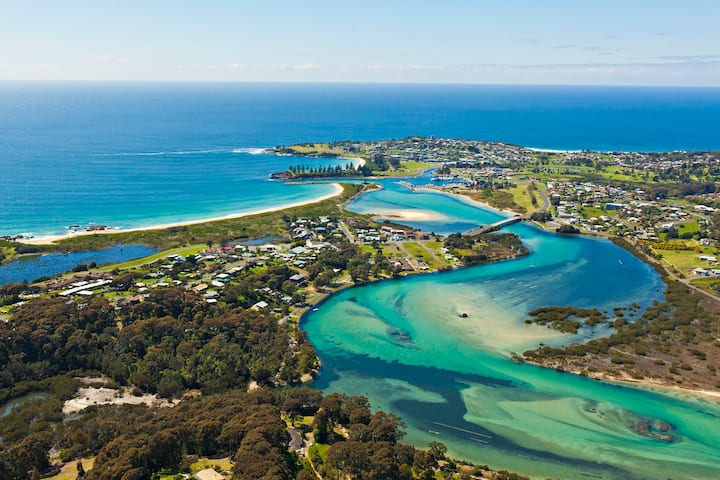Magic Bermagui Cottage - new listing