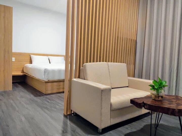 Phòng 40 m2 gần ngày Vincom đồng khởi
