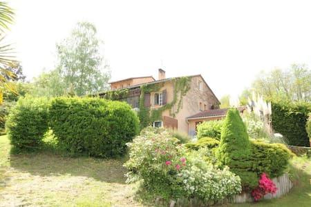 Chambre d'hôte/Gîte, Le Pujet - Serres-sur-Arget - Hus
