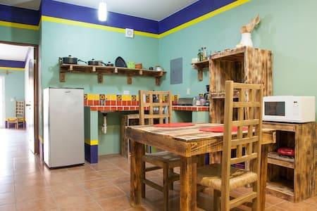 Nuovo studio verde - La Paz