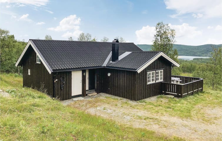 Holiday cottage with 3 bedrooms on 90m² in Hemsedal