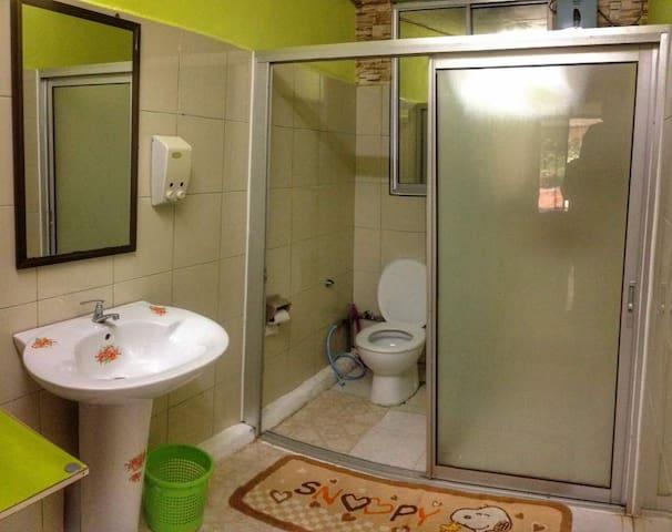Full view of Bathroom