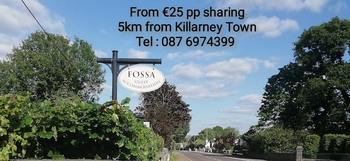 Fossa Guest Accommodation, Ring of Kerry (Room 4)