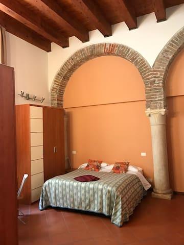Comodo appartamento nel pieno centro di Verona