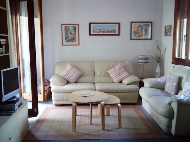 Cosy apartment for family in Quarto d'Altino - Quarto d'Altino - Apartment