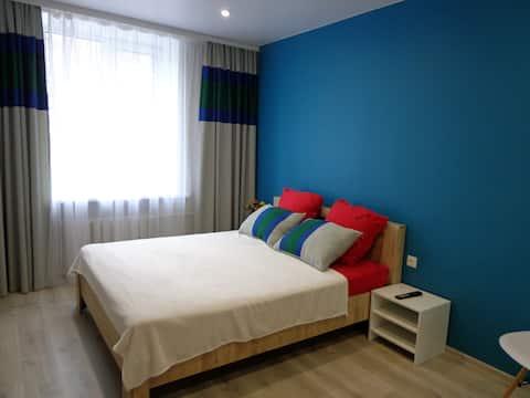 Apartment on 2-ya Krasninskaya 7