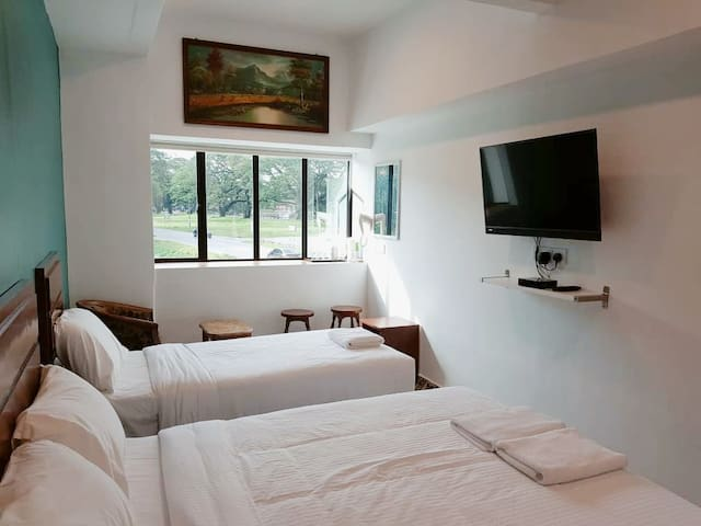 Pearl Inn Taiping Triple Room with View (3 pax)