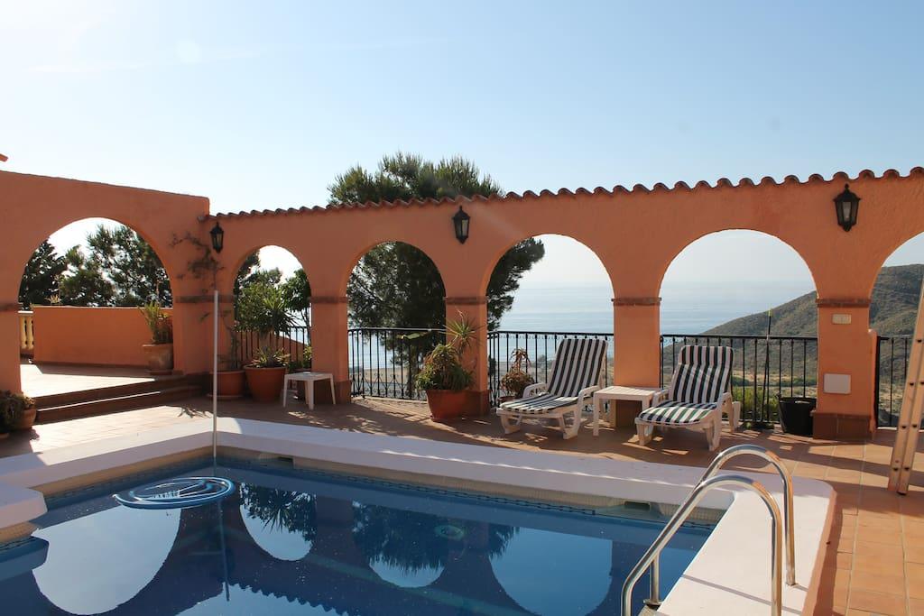 Carol apartamento zona tranquila de mojacar playa casas de invitados en alquiler en moj car - Apartamentos alquiler mojacar ...