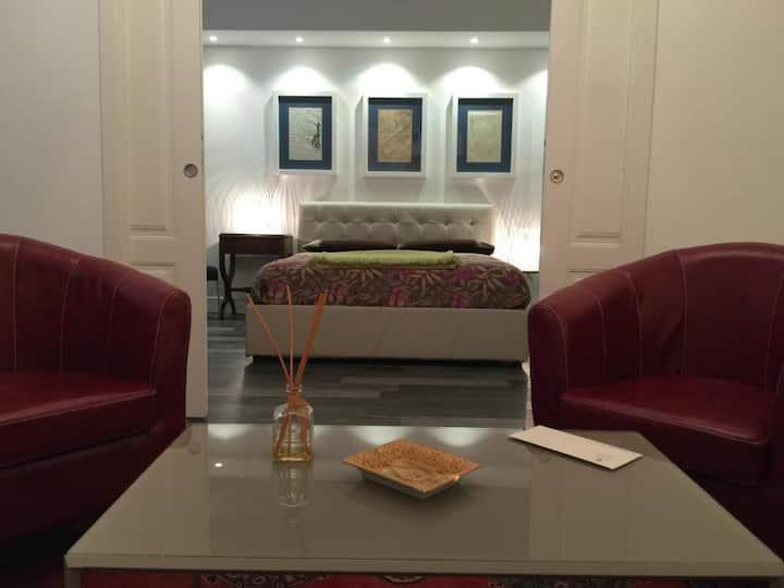 Casa Aricò & Shatulle Suites - Suite Poisson
